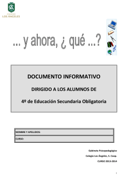 folleto 4º eso-2014