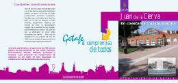 folleto ACTUACIONES JUAN DE LA CIERVA 150107