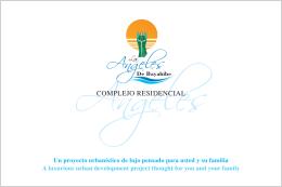 COMPLEJO RESIDENCIAL - Los Angeles de Bayahibe