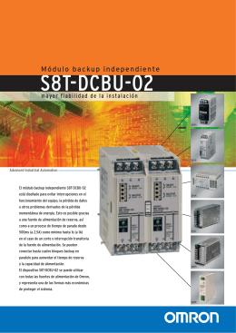 S8T-DCBU-02 Folleto
