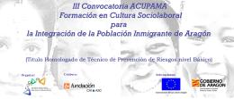 folleto ACUPAMA