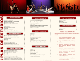 Folleto Educativo Danza 2