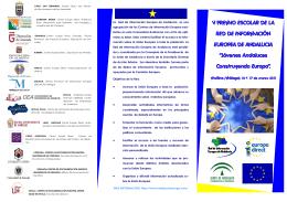 folleto detalle 2011.pub - Red de Información Europea de Andalucía