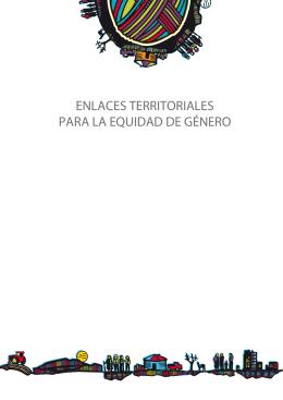 Presentaciòn Institucional - Enlaces territoriales para la equidad de