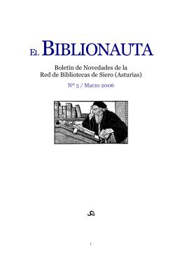 EL BIBLIONAUTA - Bibliotecas Públicas