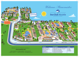 Welcome /Bienvenidos - Hotel Sea Club Alcudia