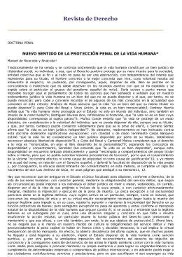 Revista de Derecho - Consejo de Defensa del Estado