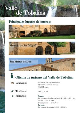FOLLETO-VALLE DE TOBALINA:Maquetación 1.qxd