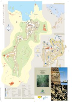 Plano del concejo - Apartamentos Turísticos Olga