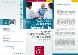 Ficha Curso 2012-13