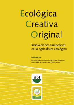 Ecológica Creativa Original