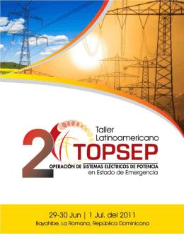 Folleto II TOPSEP CIER 2011(Vmay30)