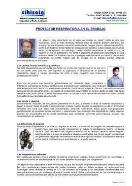 CONTACTO SEMANAL 217 - PROTECCION