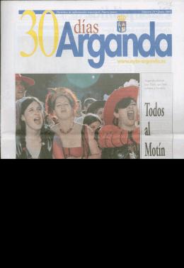 p - Archivo de la Ciudad de Arganda del Rey