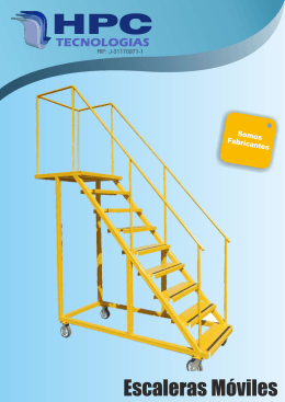 Folleto - Escaleras para Almacén.cdr