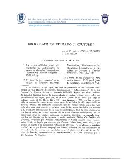 J. - Instituto de Investigaciones Jurídicas