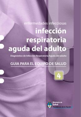 infección respiratoria aguda del adulto