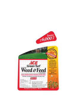 Weed & Feed - KellySolutions.com