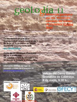 Ciudad Real - Sociedad Geológica de España