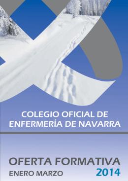 (1\272 Folleto 2014.FH11) - Escuela de Ciencias de la Salud