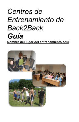 BACK2BACKtcareguide spanish