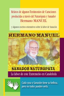 Hermano MANUEL - Herbolario Nuestra Señora de Fátima