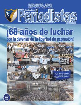 leer completa la Revista APG Edición 120