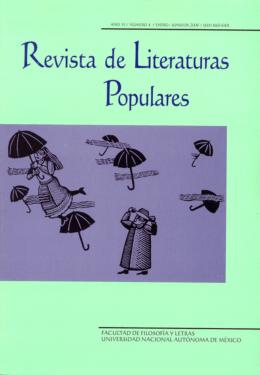 Contenido - Repositorio de la Facultad de Filosofia y Letras. UNAM.