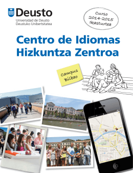 Centro Idiomas BILBAO 2014.indd