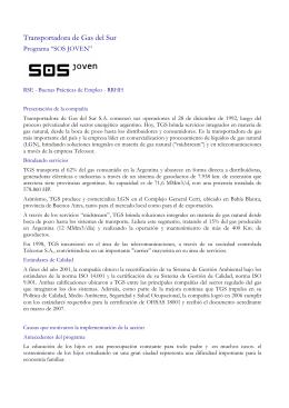 Programa SOS Joven