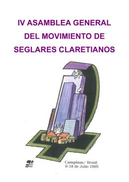 IV Asamblea General - seglaresclaretianos.org
