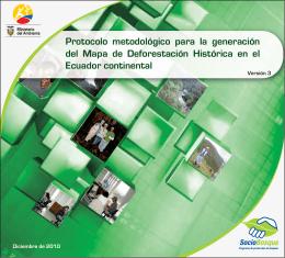 Metodología de Linea Base de Deforestación
