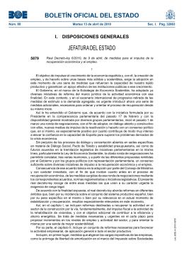 Real Decreto-ley 6/2010