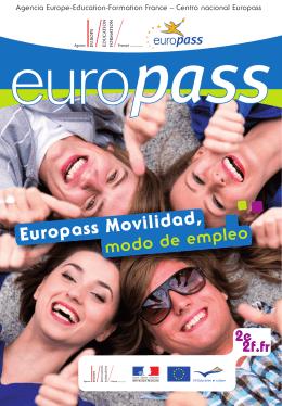 Europass Movilidad,