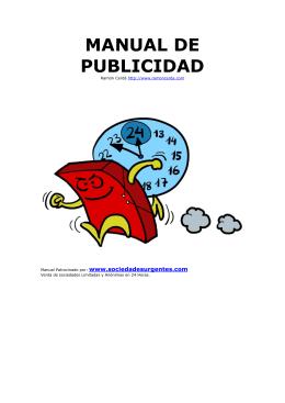 Manual de Publicidad