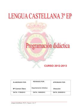CURSO 2012-2013