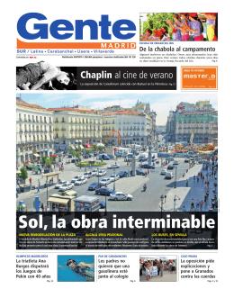 Madrid Sur - Gente Digital