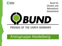 Kreisgruppe Heidelberg