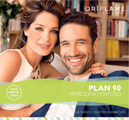 Descarga el Brochure PLAN 90 - Líder