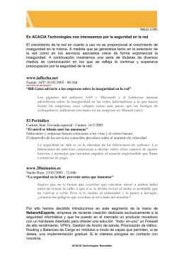 www.laflecha.net El Periódico www.20minutos.es