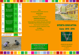 0.Folleto OFERTA educativa 2015-16