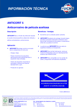 anticorit 5