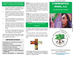 folleto-ars - U Kanaantaal Sihnal AC