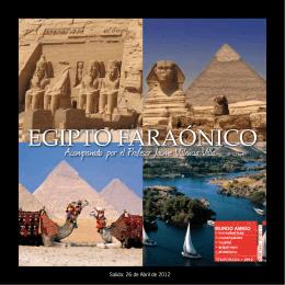 EGIPTO FARAÓNICO - Viajes Mundo Amigo
