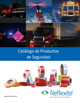 Reflexite Catalog Safety Product Sp