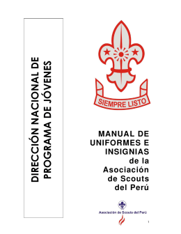 Manual de uniforme e insignias r3