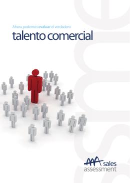 talento comercial