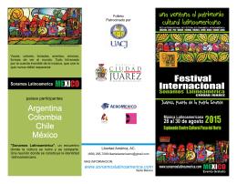 Descarga - Sonamos Latinoamérica