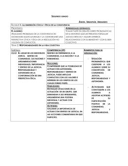 EJEMPLO DE SECUENCIA DIDCTICA