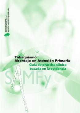 Consulta la Guía de Abordaje al Tabaquismo en AP.